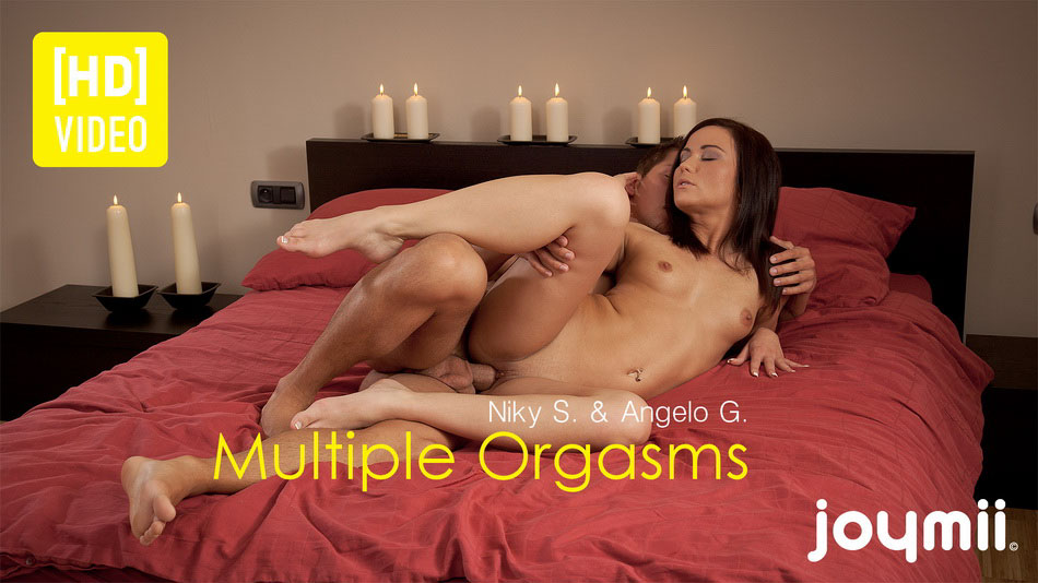 Orgasms library with real sounds