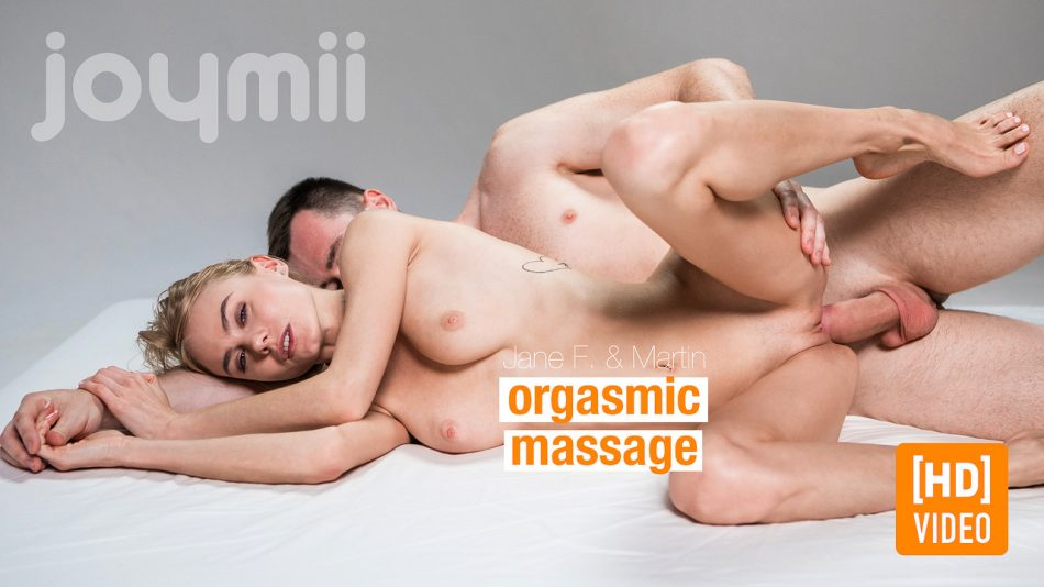 Jane F Orgasmic Massage